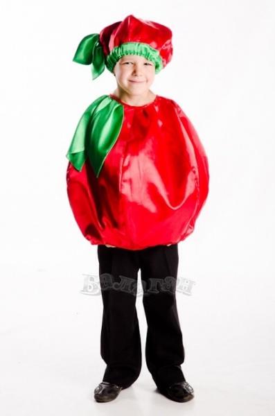 Костюмы овощей для мальчика своими руками 873